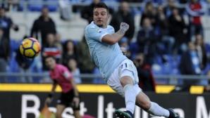 От Лацио признаха, че са отхвърлили оферта за 70 млн за Милинкович-Савич