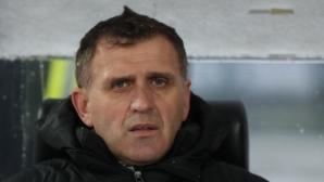 Акрапович: Трябваше ни втори гол и мачът беше готов
