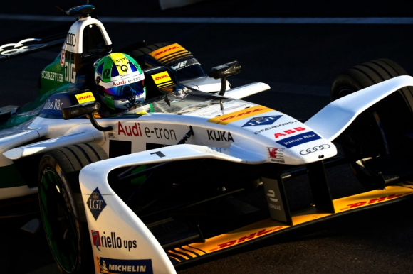 Лукас ди Граси с поредно наказание във Формула Е