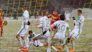 Арсенал (Тула) победи в добавеното време, Мишо Александров не игра