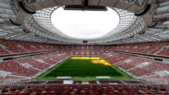 """""""Лужники"""" е най-добрият стадион в света за 2017 година"""