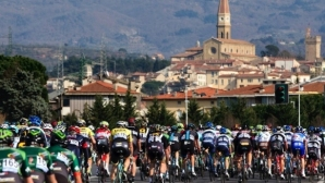 Най-големите имена в колоезденето стартират в Тирено – Адриатико по Евроспорт