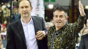 Президентът на Перуджа разкри грандиозния си план за бъдещето на отбора