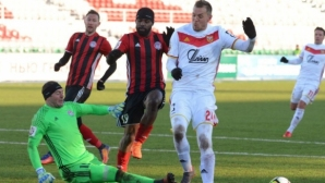 Дзюба стопли Арсенал срещу Занев и Амкар
