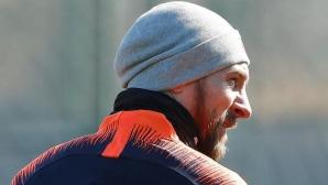 Изненада! Меси пропуска мач на Барселона поради лични причини
