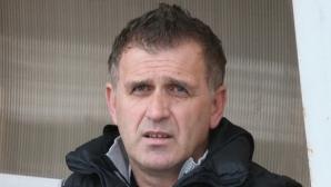 Акрапович: Берое е вторият най-силен отбор в България