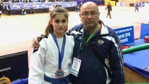 Пореден медал за младите ни надежди в джудото