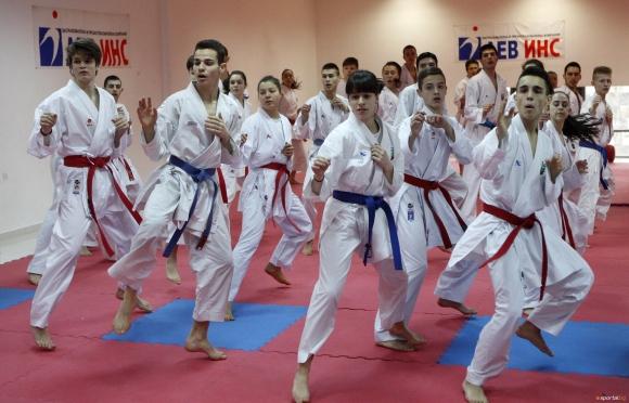 Откриват новата национална база по олимпийско карате