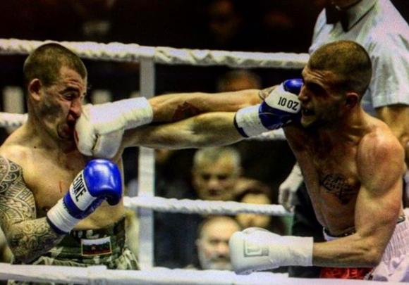 Цеца се хвали с нокаута на сина си над българина Кръстю Йорданов