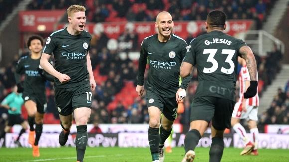 """На """"Етихад"""": Да станем шампиони срещу Манчестър Юнайтед е възможност, която се открива веднъж в живота"""