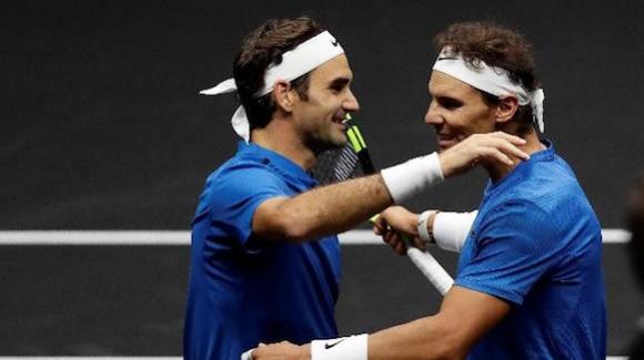 Надал и Федерер продължават да флиртуват с историята