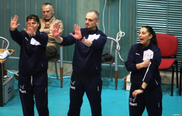 Радослав Бакърджиев: Надяваме се на успех и във втория мач