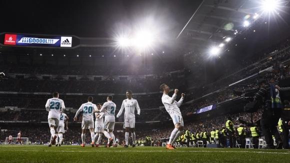 Реал Мадрид без Модрич, вижте състава