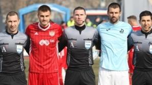 Изненада: Кабаков с наряд за 1/4-финал в ШЛ