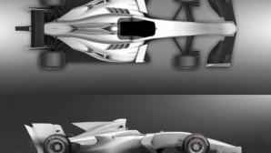 Новият болид на Супер Формула премина успешно през въздушния тунел