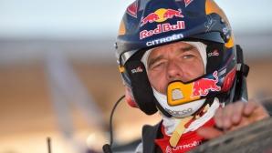 Citroen искат Льоб да разшири WRC програмата си