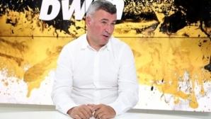 Кременлиев заминава за Бразилия