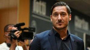 Тоти: Рома ще се представи достойно срещу Барселона