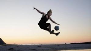 Кампанията на УЕФА #PlayAnywhere (Играй навсякъде) стартира с впечатляващо видео