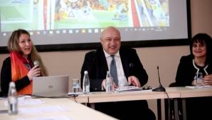 Министър Кралев: Обучението е единственото ни оръжие срещу допинга в спорта за всички