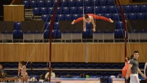 Димитър Бърдарски с титлата в многобоя на държавното по спортна гимнастика