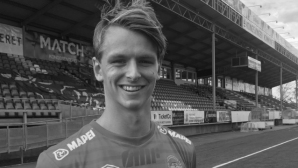 Норвежки футболист си отиде на 20 години