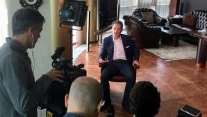 Световен медиен гигант прави филм за Лудогорец