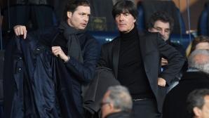 Льов посочи проблема на германския футбол