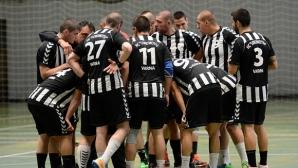 Локомотив Варна е първият финалист в турнира за Купата на България