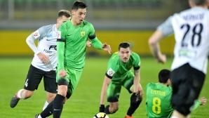 Румънец носи скъпоценна победа на Анжи