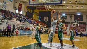 Пореден добър мач на Калоян Иванов в Турция