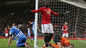 Скучно, но ефективно: Юнайтед на полуфинал за ФА Къп (видео)