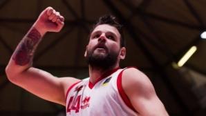 Деян Иванов с 9 точки и 4 борби при загуба на Пистоя в италианското първенство