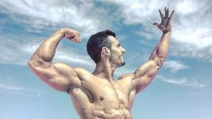 """Българският """"Арнолд"""" - шампион по бодибилдинг (видео)"""