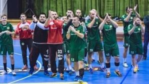 Чардафон спечели бронзовите медали в турнира за Купата на България
