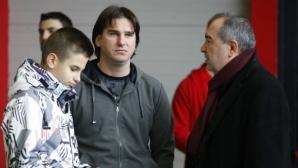 Велизар Димитров: Сега футболистите трябва да изчистят главите си