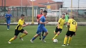 Ботев удари Левски в дербито на U17 и дръпна със 7 точки на върха