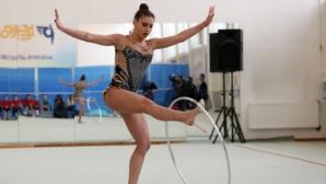 Катрин Тасева с четири медала от Гран При на Киев