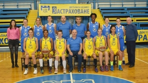 Монтана 2003 спечели Купата на България при дамите