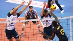 Еър Теди и Галатасарай загубиха полуфинал №1 в Турция