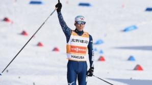 Японец сбъдна мечтата си в Световната купа по северна комбинация