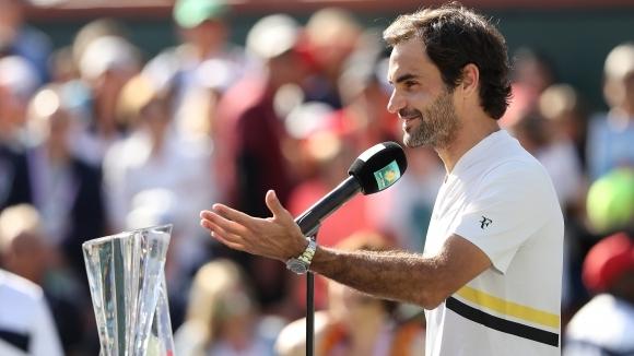 Федерер е разстроен от загубата