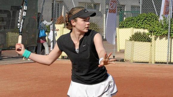 Шокиращо! Тенисистка направи 42 двойни грешки в един мач!