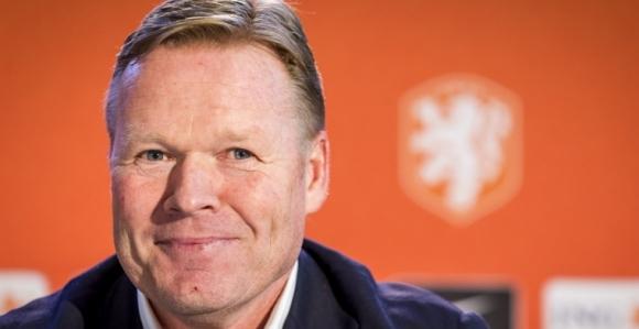 Куман може отново да повика Ван Перси в националния отбор
