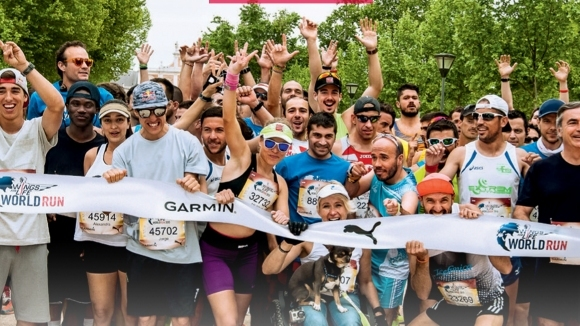 Редица популярни личности и спортисти припознаха каузата Wings for Life World Run