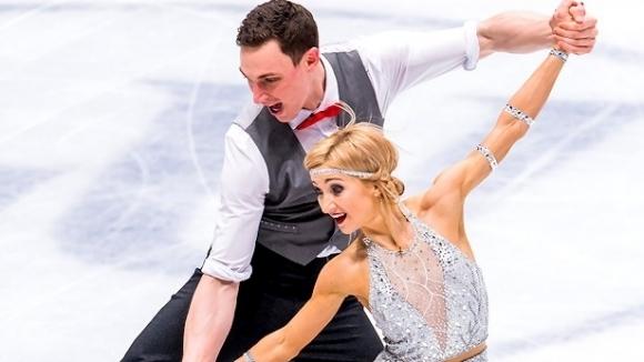 Олимпийските шампиони Савченко и Масо спечелиха кратката програма при спортните двойки