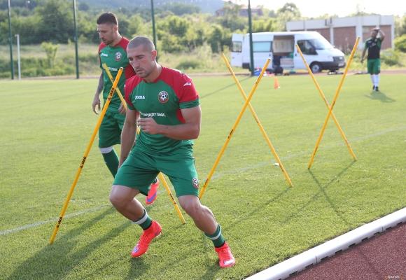 Гълъбинов отпадна от лагера на националния отбор