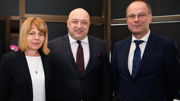 Красен Кралев откри Европейски спортен форум 2018 в София