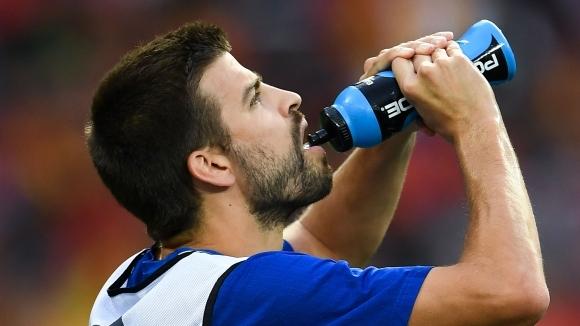 """Пике към играчи на Реал Мадрид: Тази година няма да """"надувате"""" мускули"""