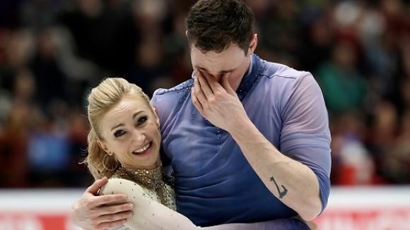 Савченко и Масо спечелиха първа световна титла, подобрявайки два рекорда